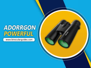 Adorrgon Powerful Binoculars - Best Cheap Binoculars for Hunting:
