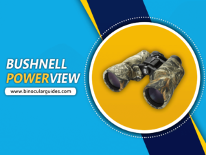 Bushnell PowerView - Best All-Rounder Binoculars for Hunting 2020