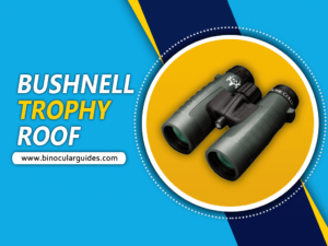 Bushnell Trophy Roof - Best Waterproof Hunting Binoculars