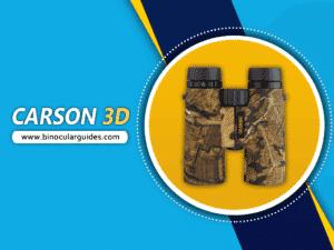 Carson 3D - Best Hunting Binoculars 2020