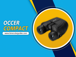 Occer Compact Binoculars - With Low-Light Night Vision: