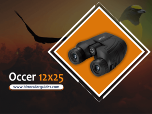 OCCER 12x25 Compact Binoculars - Value for money