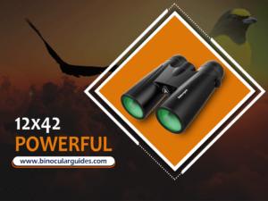 12x42-Roof-Prism-Binoculars - Lightweight