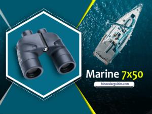 Bushnell Marine 7x50– Best Compact binoculars