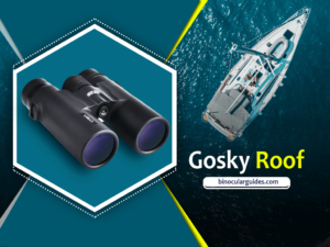 Gosky 10x42 Roof Prism – Best Powerful View