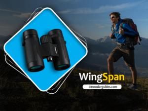 Wingspan Optics – Best Binoculars for Hiking Under 100$