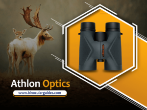 Athlon Optics Midas Roof Prism – Ultra HD Binoculars for Safari