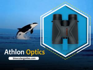 Athlon Optics Midas Roof – Best UHD Binoculars for whale watching