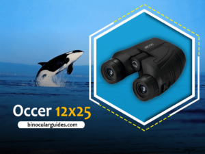 Occer 12x25– Best Compact Binocular for whale watching