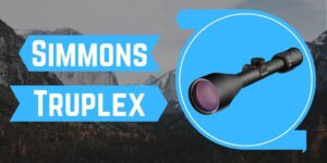 Simmons 8-Point - Truplex Reticle Air Rifle Scope - Best Beginner Air Rifle Scope