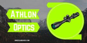 Athlon Optics – Best Under 500$ - Best Air Rifle Scope under 500