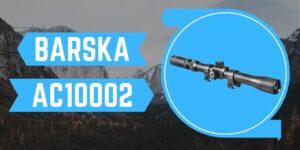 BARSKA AC10002 – Rimfire Air Rifle Scope - Best Beginner Air Rifle Scope