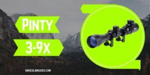 Pinty 3-9x – Best Rangefinder Scope - Best Air Rifle Scope under 100 – Under Low Budget