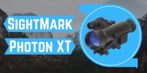 SightMark - Photon XT Air Rifle Scope - Best Air Rifle Night Scope