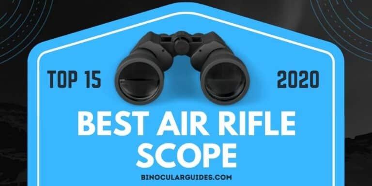 Top 15 Best Air Rifle Scope 2020